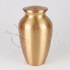 Aegean Bronze Metal Cremation Urn