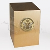 Great Seal of America Bronze Metal Cremation Urn