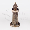 Lighthouse Bronze Metal Statuary Token Cremation Urn