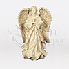 Serene Angel Cast Resin Small Keepsake Cremation Urn