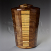Almighty Wood Cremation Urn