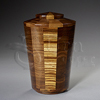 Almighty Wood Keepsake Cremation Urn