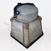 Eggshell Bamboo Treasure Basket Biodegradable Cremation Urn