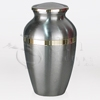 Argento I Brass Metal Cremation Urn