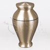 Nova II Bronze Metal Cremation Urn