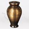 Twilight Bronze Metal Cremation Urn