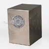 Air Force Mirror Finish Stainless Steel Metal Cremation Urn