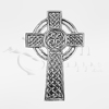 Knotted Celtic Cross Cremation Urn Appliqué