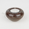 Memory Light Umber Candle Token Natural Marble Cremation Urn