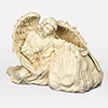Heavenly Guardian Cast Resin Statuary Cremation Urn