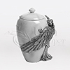 Angel's Embrace Pewter Cast Resin Token Cremation Urn