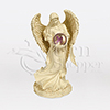 Angel of Courage Cast Resin Token Cremation Urn