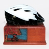The Cruiser Bicycle Cast Resin Statuary Cremation Urn