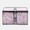 Paragon Orchid Glass Memory Chest Cremation Urn
