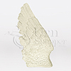 Serene Wing Right Cast Resin Token Cremation Urn